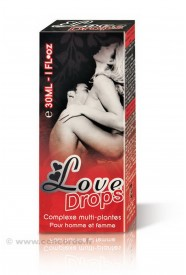 Aphrodisiaque LOVE DROP
