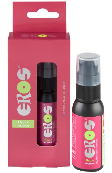 Spray anal décontractant Relax Woman 30 ml Eros