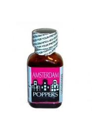 Poppers Amsterdam 24ml  (nitrite de propyle)
