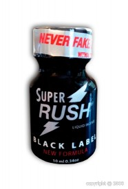 Poppers Super Rush 10ml (NITRITE DE PENTYLE)