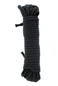 Corde SWEET CARESS ROPE BLACK