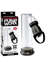 Developpeur Pump Worx Sure-Grip Power