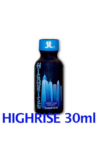 Poppers JUNGLE JUICE HIGHRISE LEATHER CLEANER PENTYL 30ML