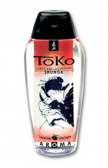 Lubrifiant 165mL Shunga TOKO TANGERINE