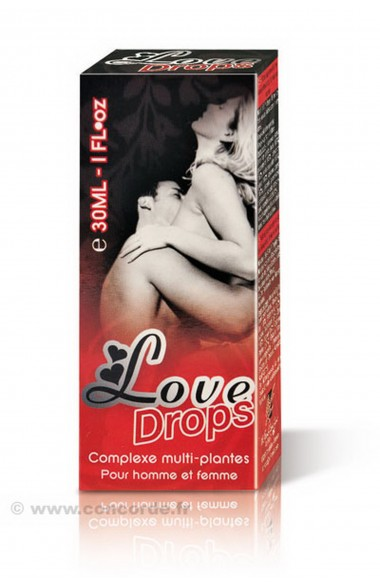 Aphrodisiaque LOVE DROP