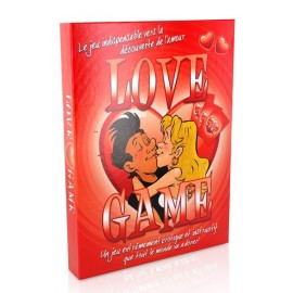 JEU DE SOCIETE  LOVE GAME
