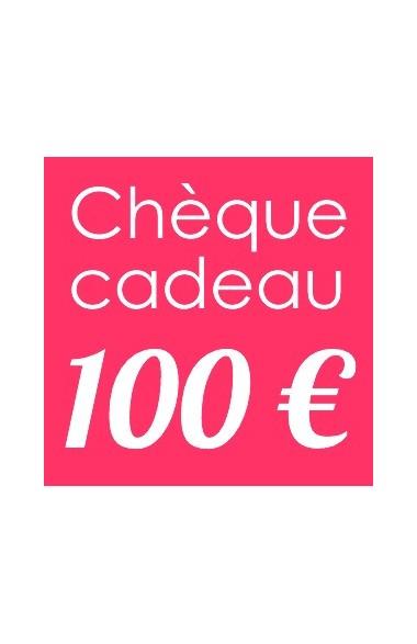 Bon Cadeau 100 euro