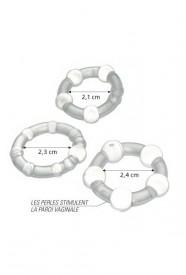 Pack de 3 anneaux TRIPLE TREAT