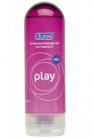 Gel de massage comestible Durex Play