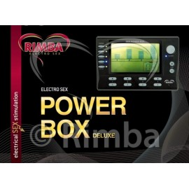 Electro Sex Powerbox Rimba (version luxe)