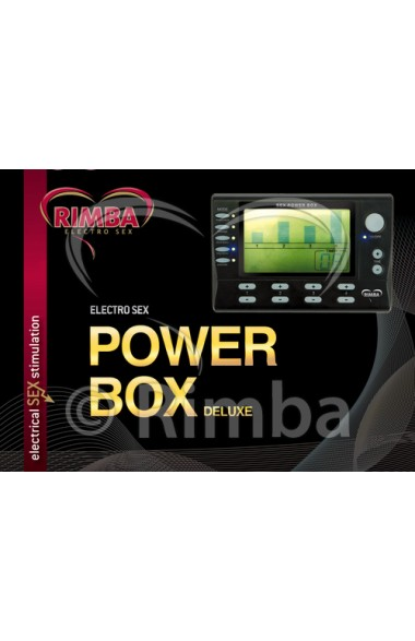 Electro Sex Powerbox Rimba (version luxe)