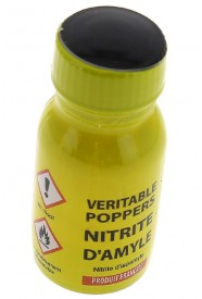 Poppers véritable au nitrite d'amyle - 13 ml