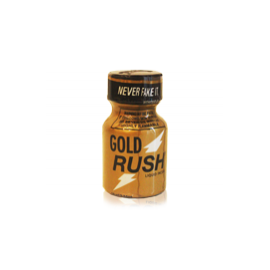 Poppers Gold Rush 10ml (NITRITE DE PENTYLE)