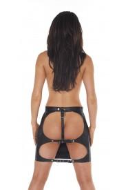 Rimba - Jupe ouverte avec ceinture derrière, réglable avec boucles
