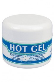 Lubrifiant Lubrix HOT GEL 100 ML