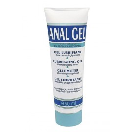 Lubrifiants ANAL GEL 50ML