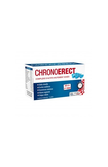 Chronoerect Etui 4 Comprimés