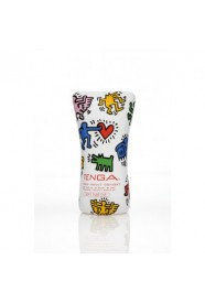 Tenga STANDARD SOFT TUBE CUP KEITH HARING