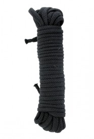 Corde SWEET CARESS ROPE BLACK