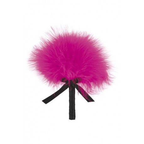 FEATHER HOT PINK