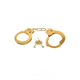 FANTASY GOLD METAL CUFFS