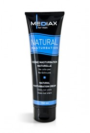 MEDIAX FOR MEN NATURAL MASTURBAT