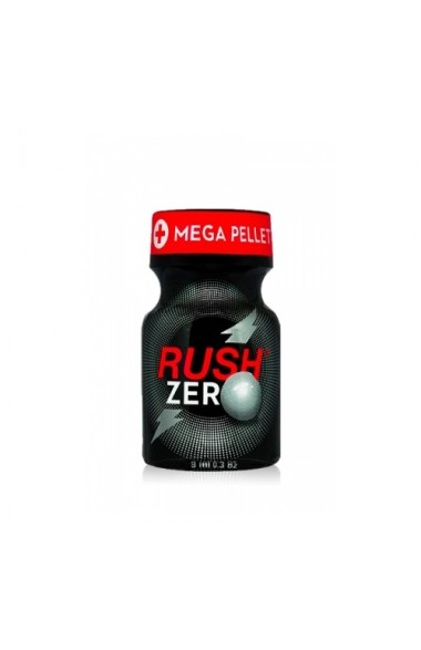 RUSH Zero Poppers 9mL Propyl et Pentyl