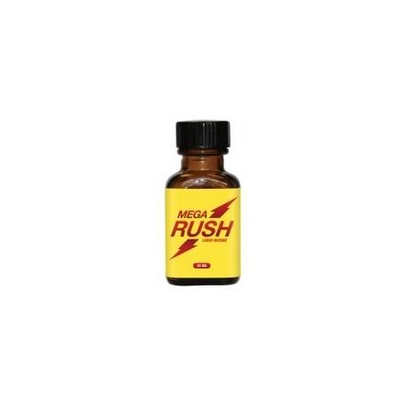 Poppers MEGA Rush 25 ml (NITRITE DE PENTYLE)