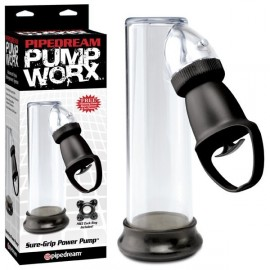 Developpeur Pump Worx Sure-Grip Power