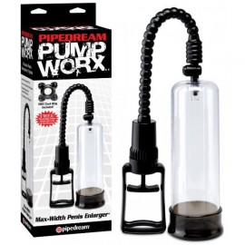 Developpeur Pump Worx Max-Width Penis Enlarger