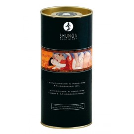 Huile de massage chauffante Shunga Vin petillant