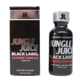 Poppers Leather cleaner jungle juice Black Label 30ml