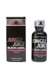 JUNGLE JUICE LEATHER CLEANER BLACK LABEL PENTYLE 30ML
