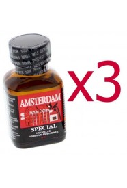 POPPERS AMSTERDAM SPECIAL 24 ML X3