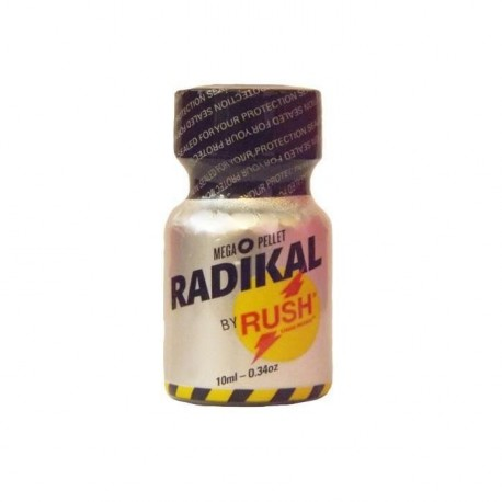 Poppers RADIKAL by Rush en 10 mL