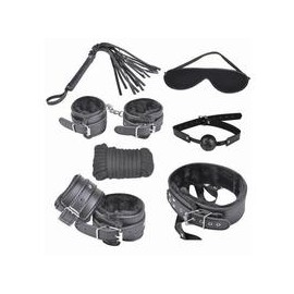 Coffret et Pack SM 7 pieces/ Kit de bondage