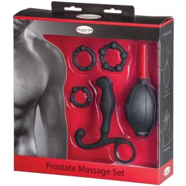 MALESATION Massage de la Prostate Set
