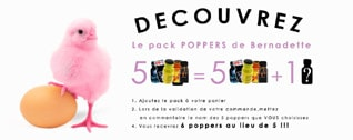 achat pack poppers